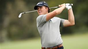 McLeod & Jager lead the Aussie PGA