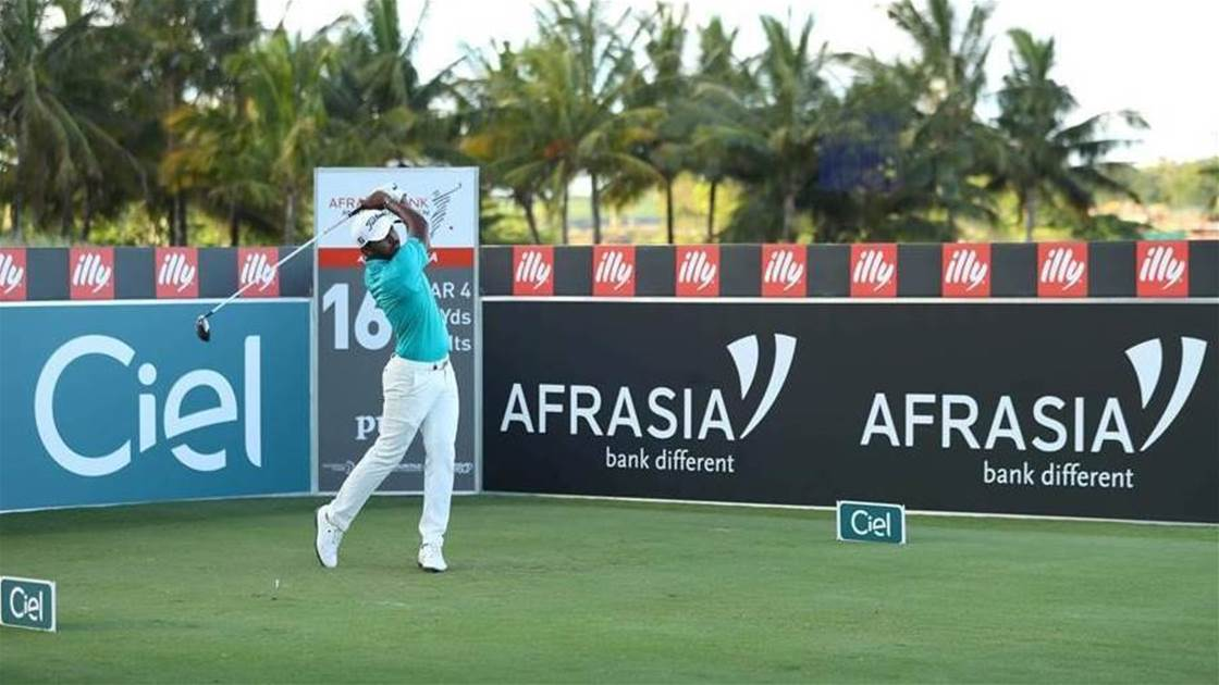 Asian Tour: Chikkarangappa's 'dream start' in Mauritius