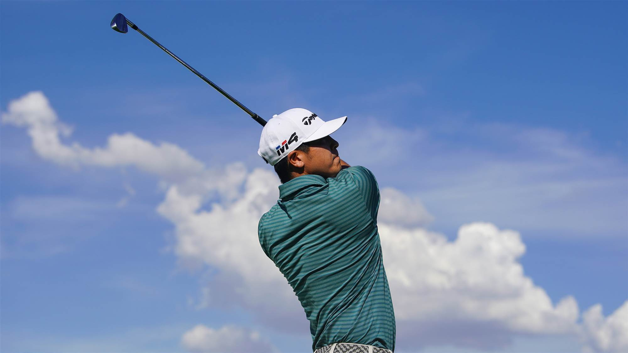Kitayama chases Oosthuizen in South Africa