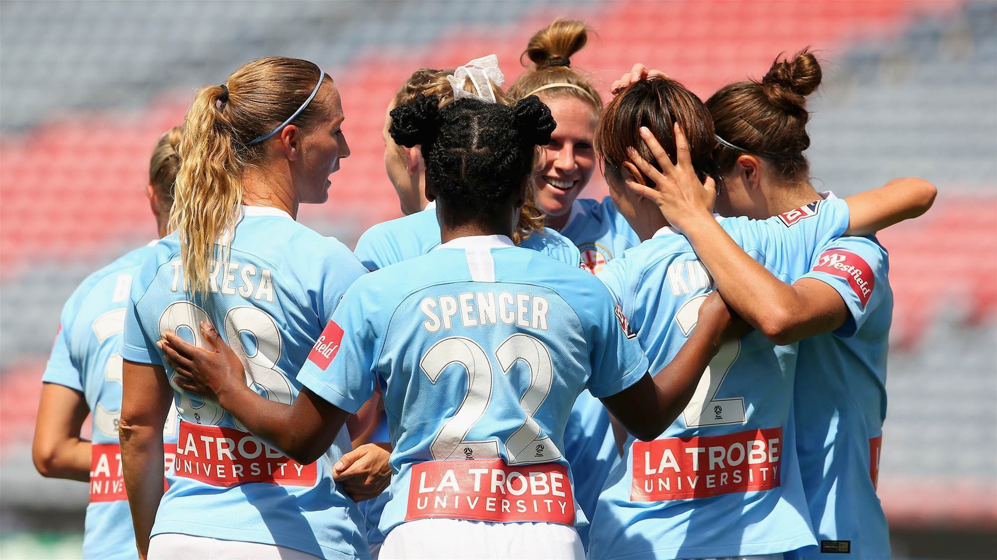 Catley returns as City ease past Jets