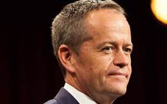 Shorten slammed over encryption busting bill