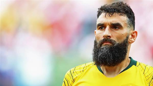Jedinak: I'm still happy on the sidelines