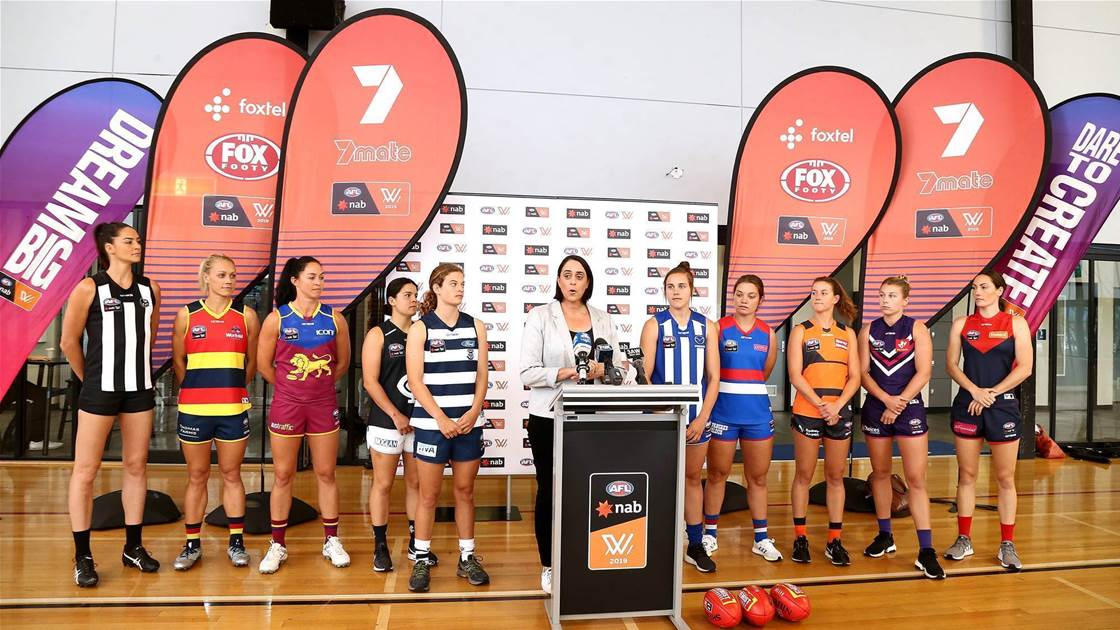 New broadcast deal for AFLW