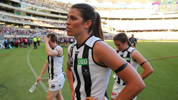Hynes - From Volleyball to AFLW