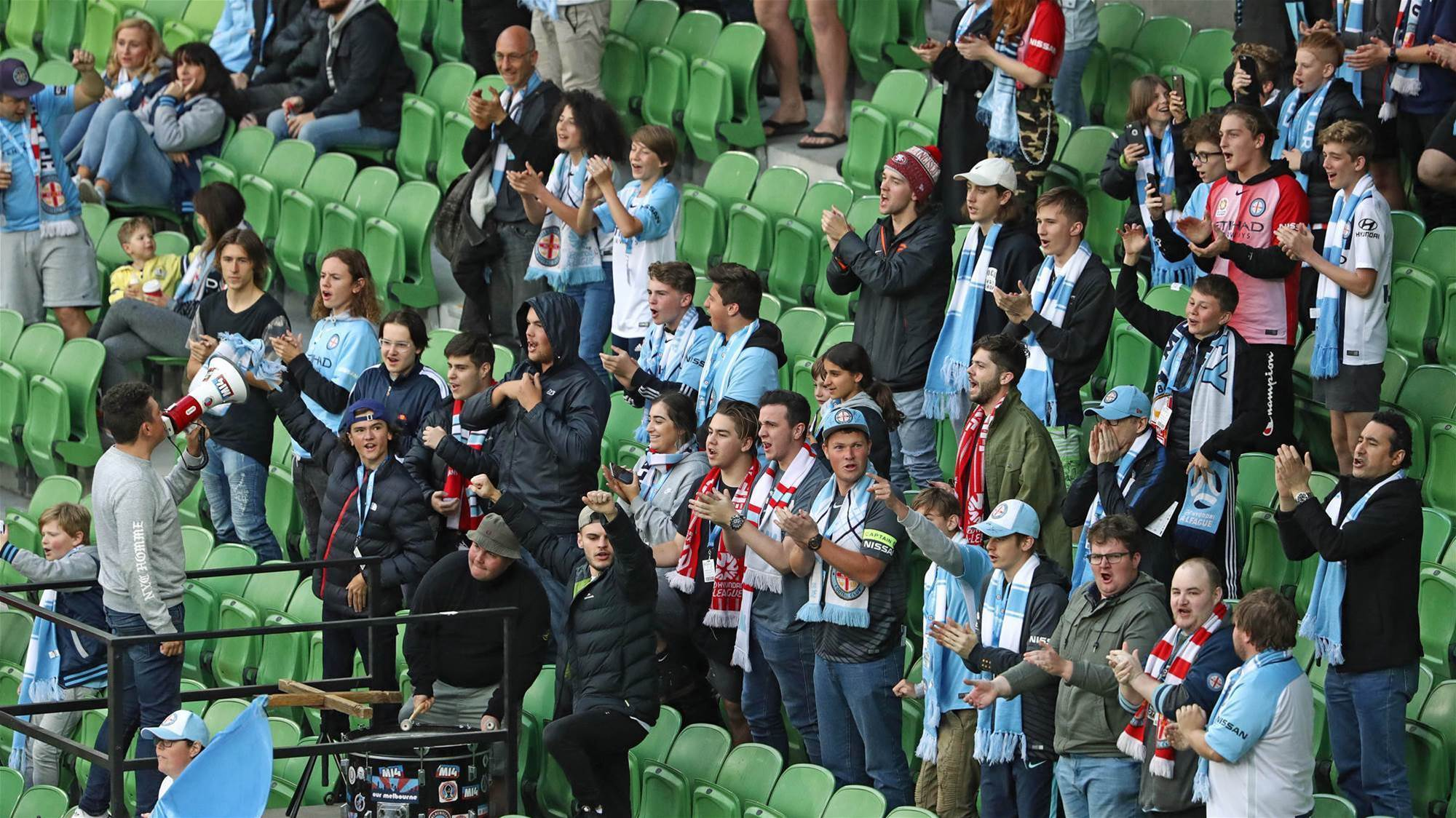 City fans group quit over club, cops and FFA