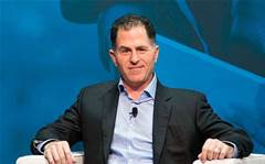 Michael Dell bullish on company's return to public life
