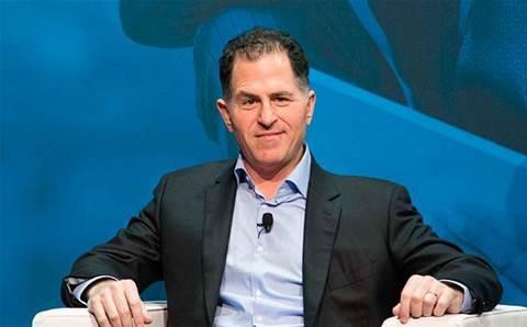Michael Dell bullish on company's return to public life