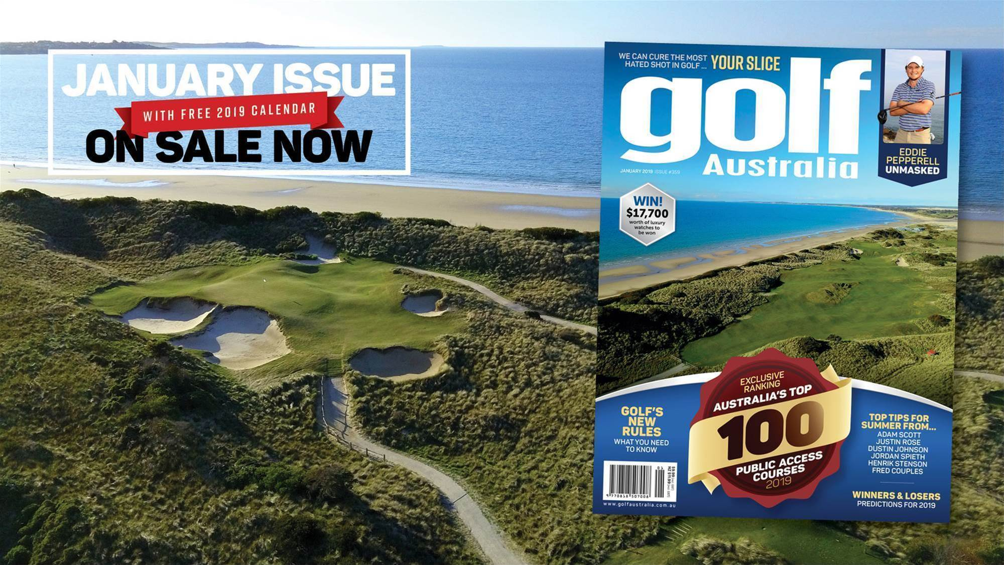 Inside Golf Australia January 2019