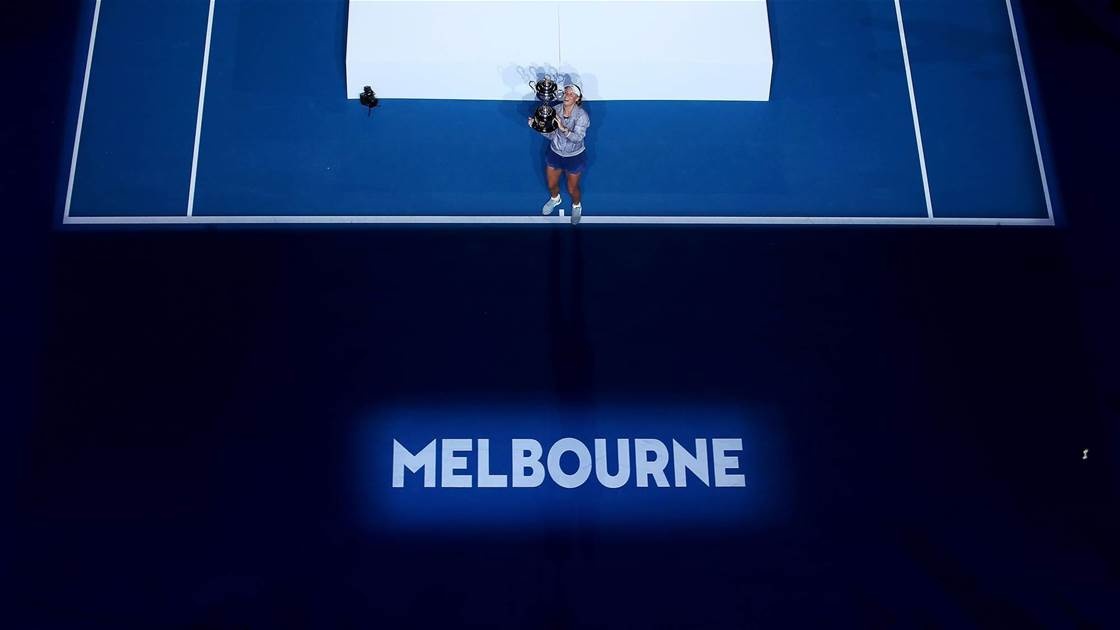 No more late nights at the Australian Open