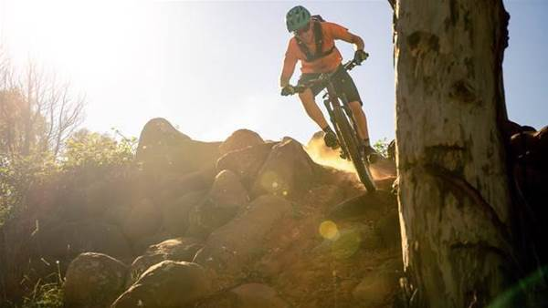 Mountain biking in Orange, NSW