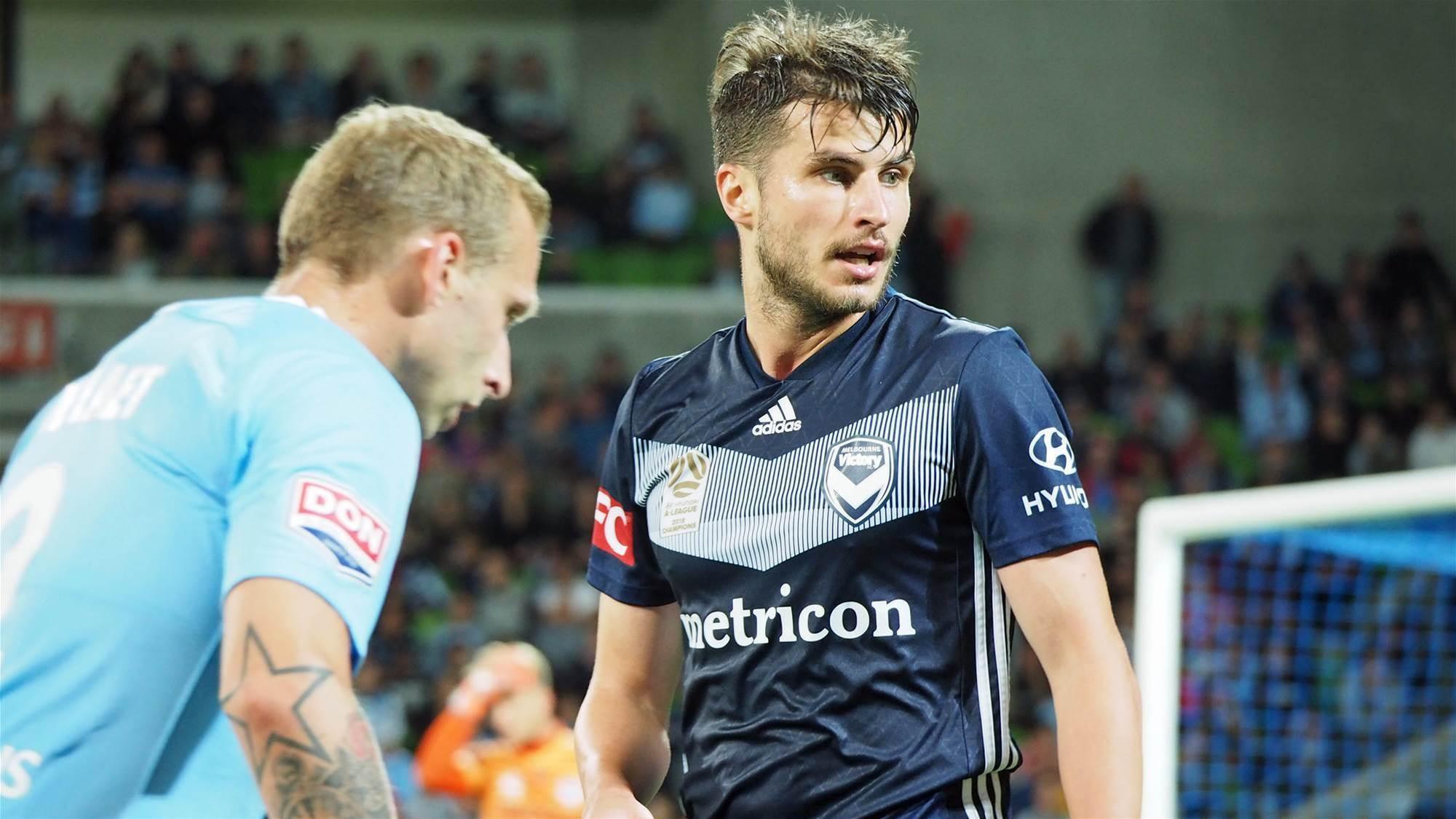 Antonis: City were lucky to score