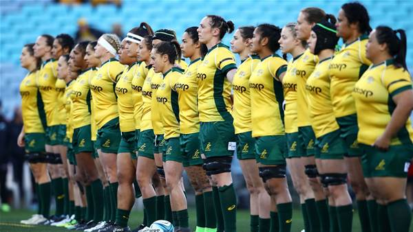 Top moments 2018: Wallaroos paid to play