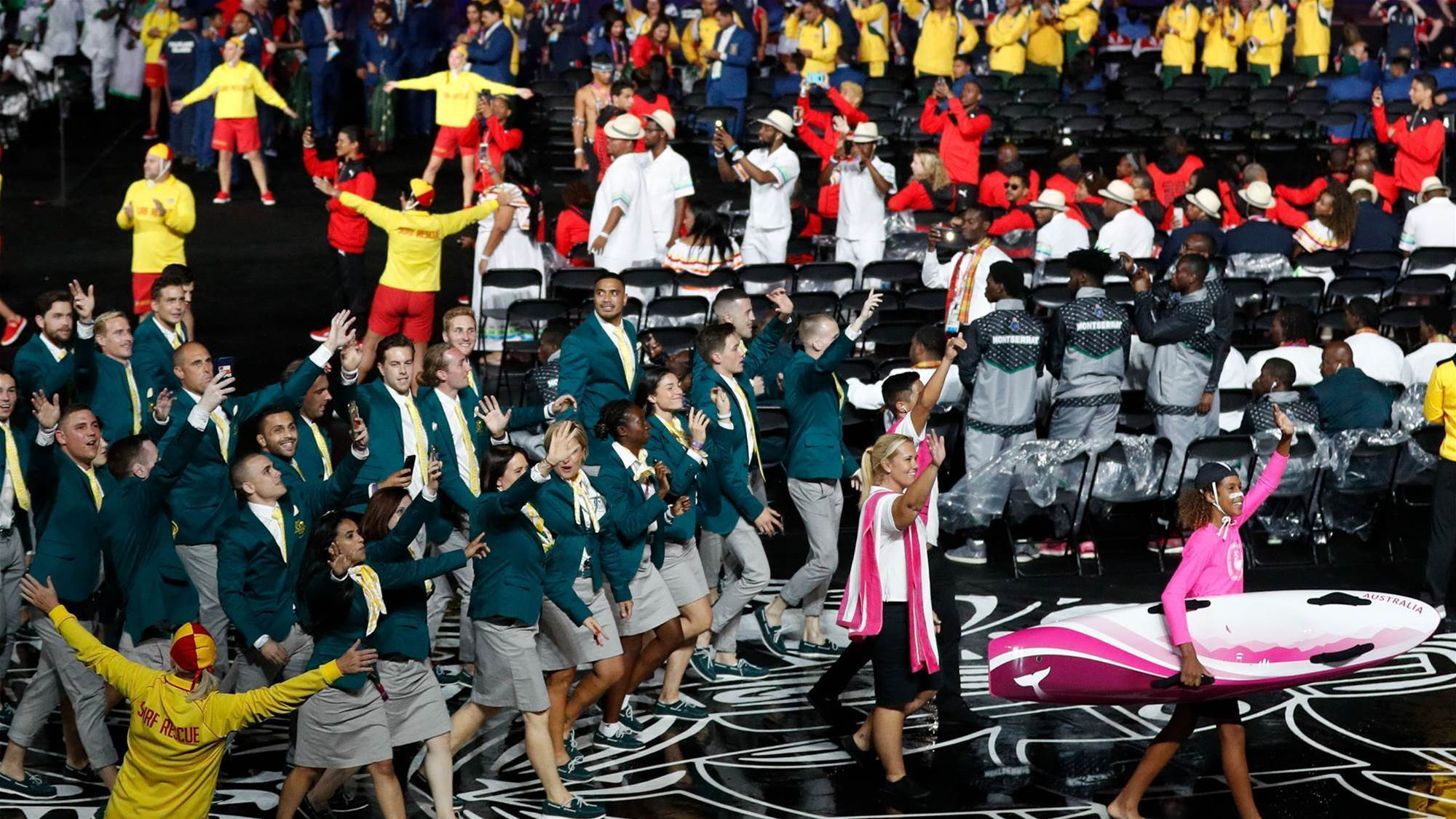 Top moments 2018: Commonwealth Games leads way in equality