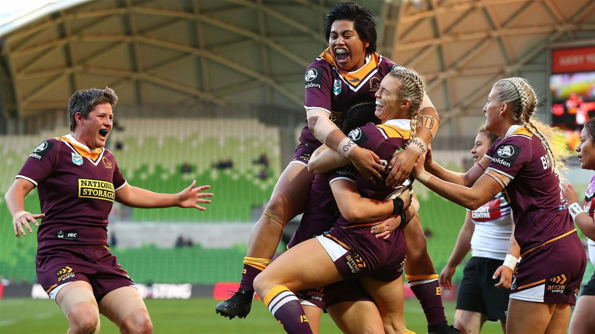 Top moments 2018: Rugby league takes centre stage