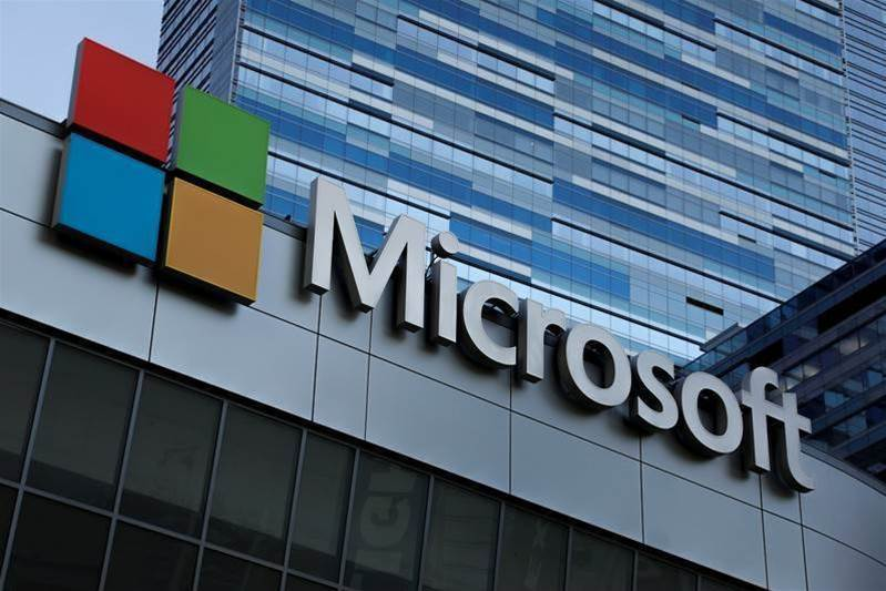 Microsoft's Azure revenue growth slows, shares fall