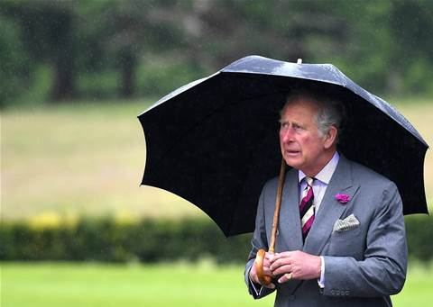 Prince Charles' charity to stop taking Huawei donations