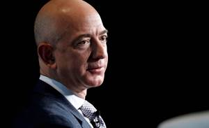 National Enquirer owner defends reporting on Amazon's Bezos