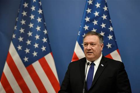Pompeo warns allies Huawei presence complicates partnership with US