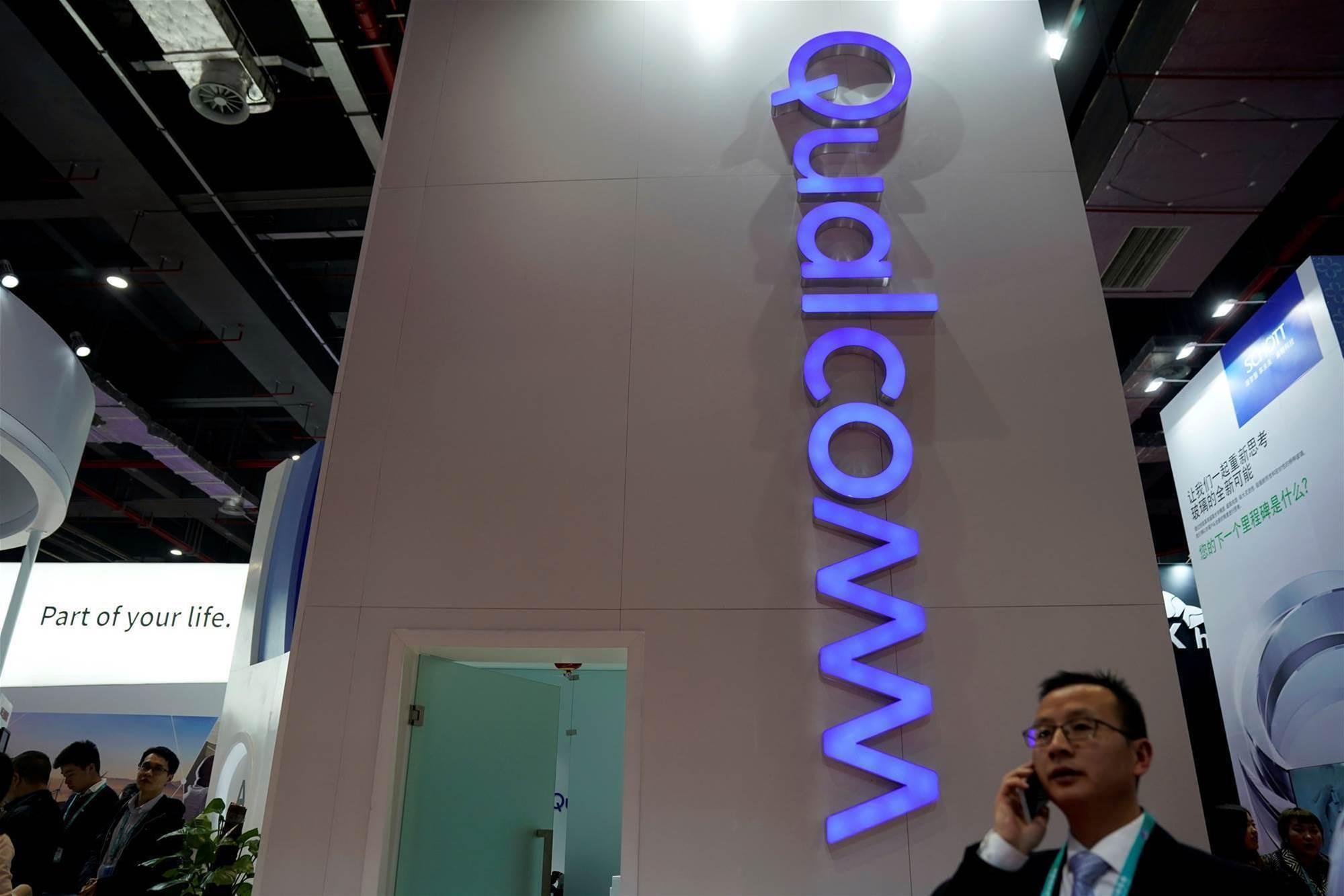 Qualcomm urges US regulators to ban some iPhones
