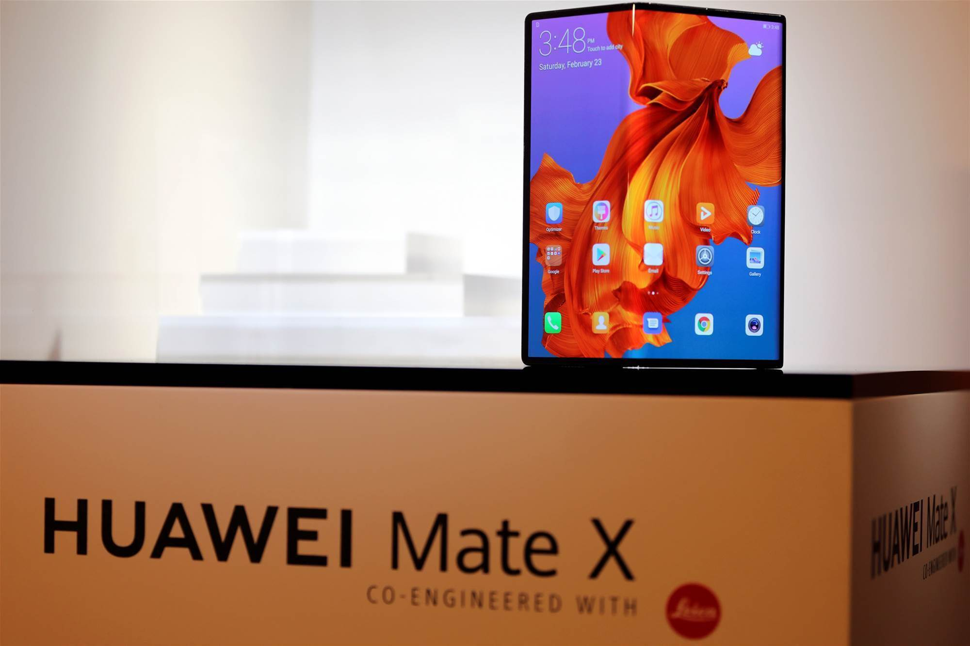 Europe calls for facts not fears in Huawei row