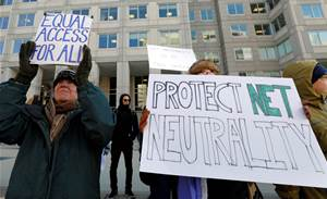 US Democrats to push to reinstate repealed 'net neutrality' rules