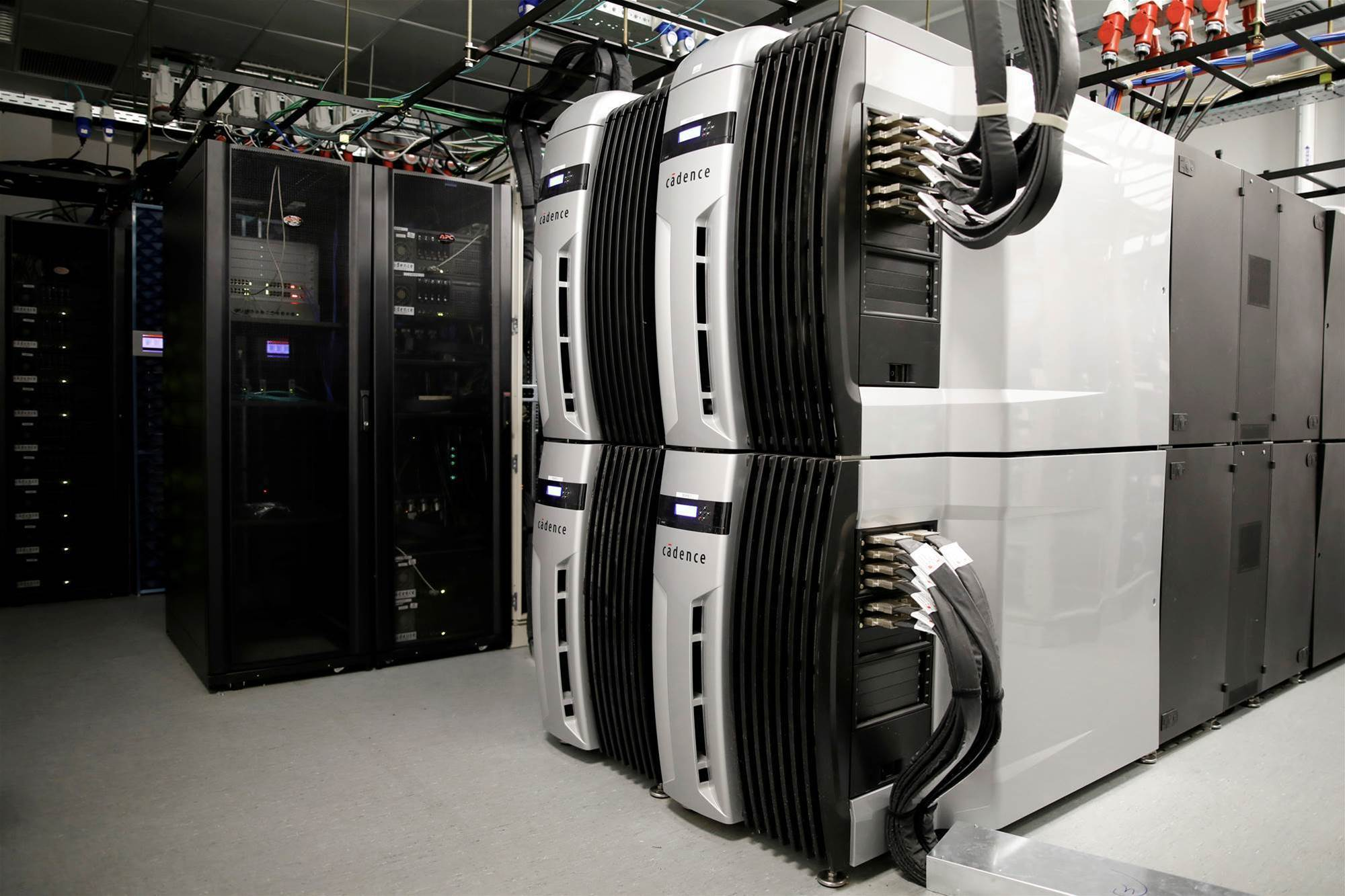 Nvidia signals data centre push after Mellanox buy