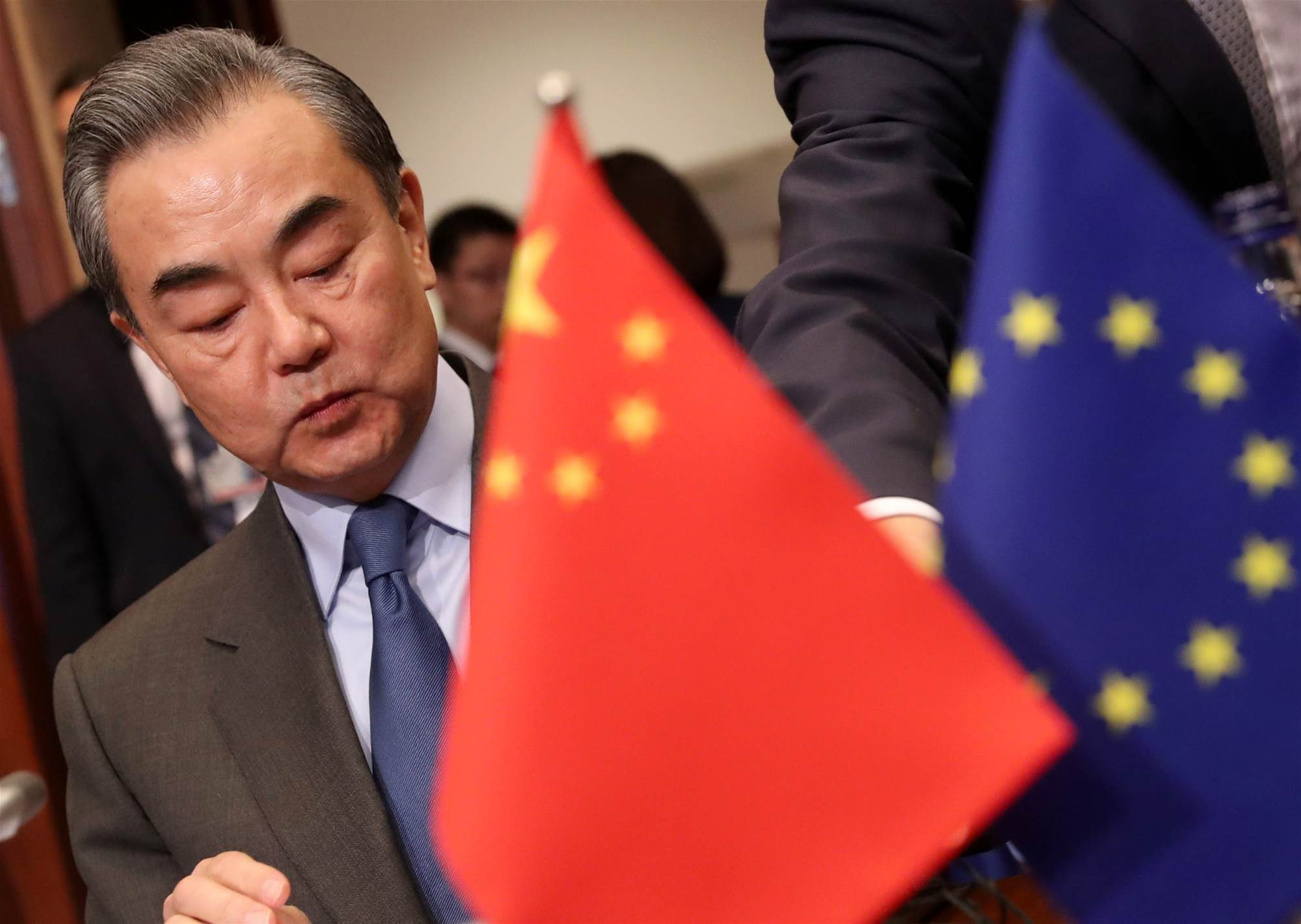 China rejects 'abnormal' US spying concerns as EU pushes trade