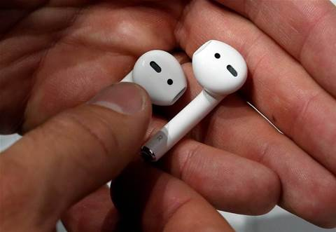 Apple launches new AirPods