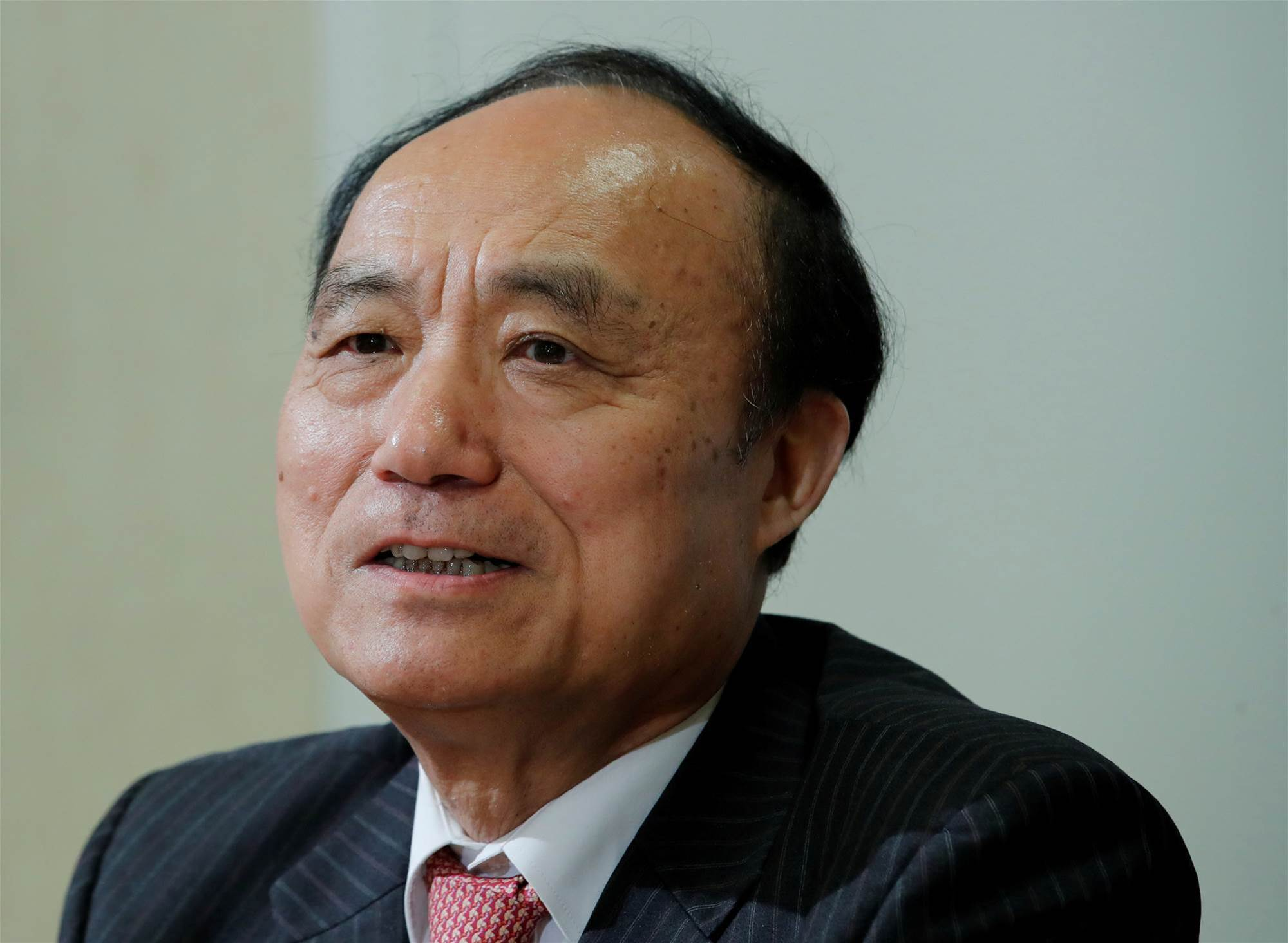 UN official says Huawei a victim of politics