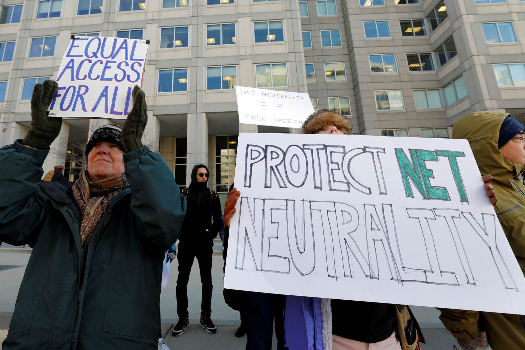 US House approves net neutrality bill but legislation faces long odds