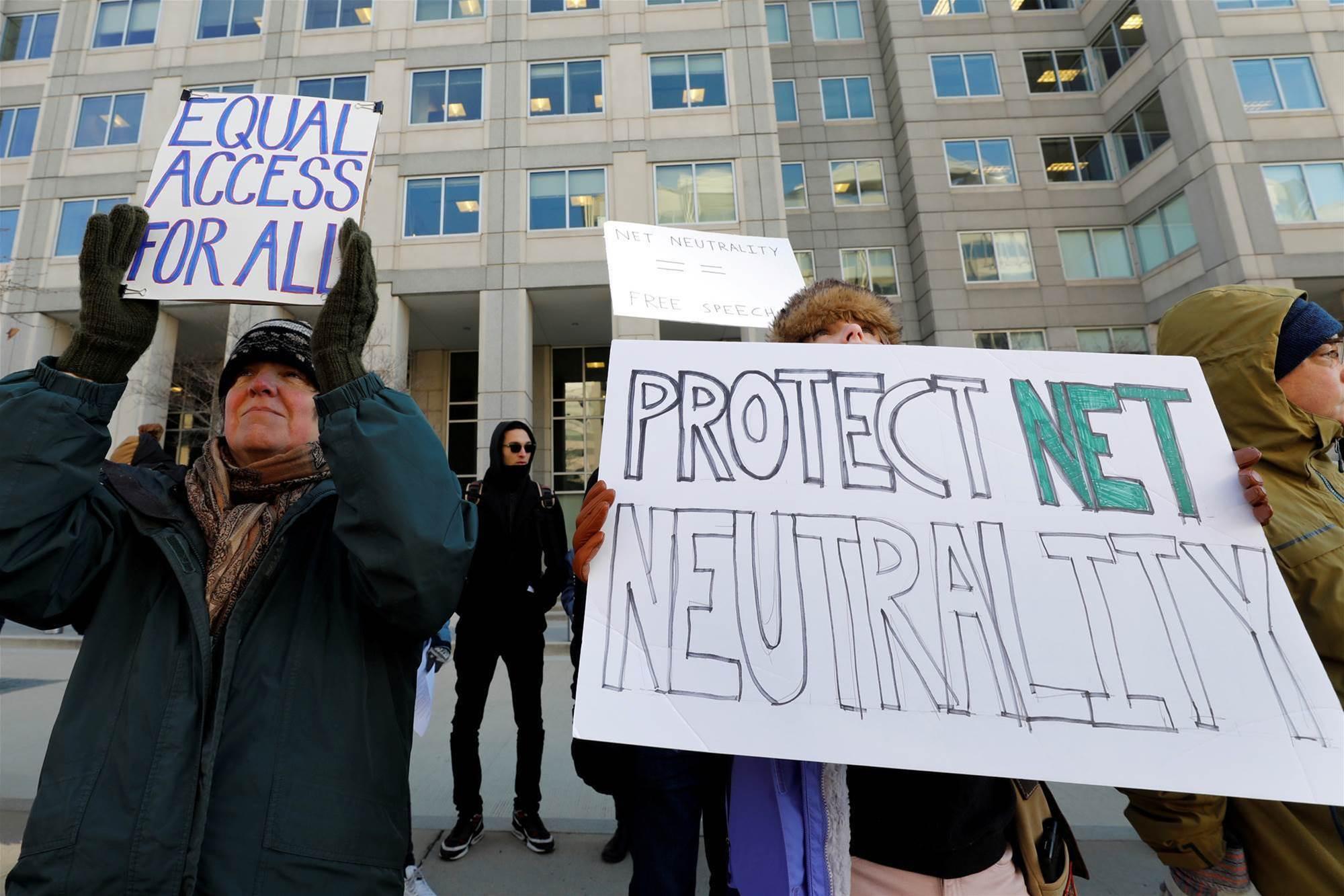 US House approves net neutrality bill but legislation faces long odds