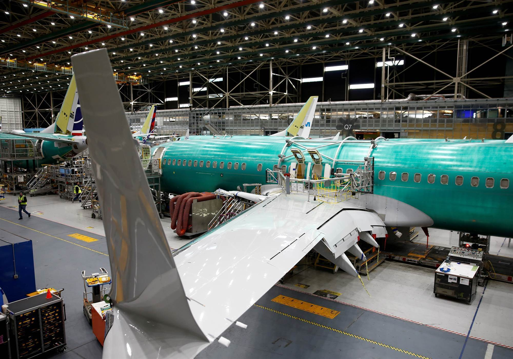 FAA panel finds Boeing 737 MAX software upgrade 'operationally suitable'