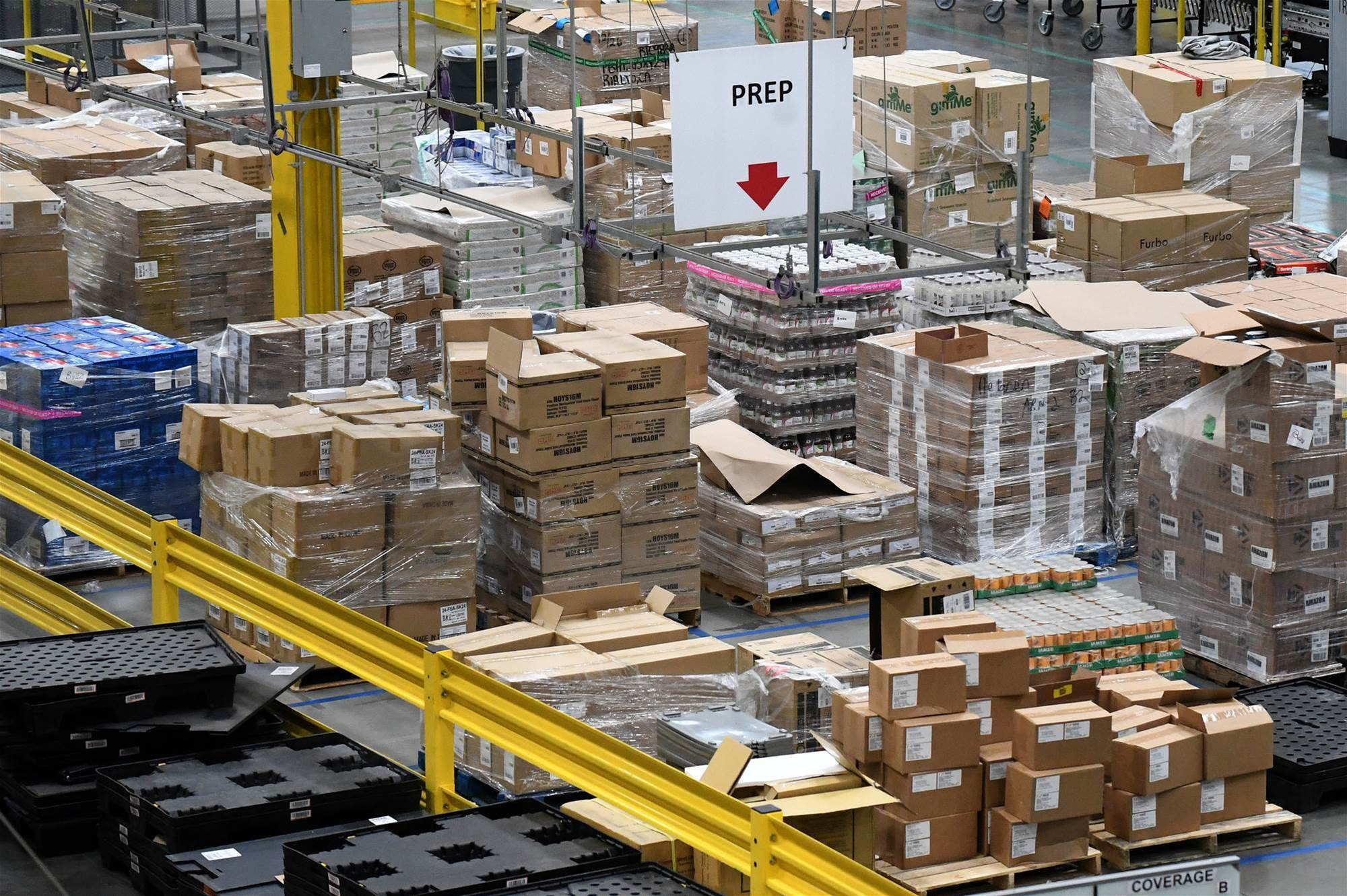 Amazon dismisses idea automation will eliminate all its warehouse jobs soon