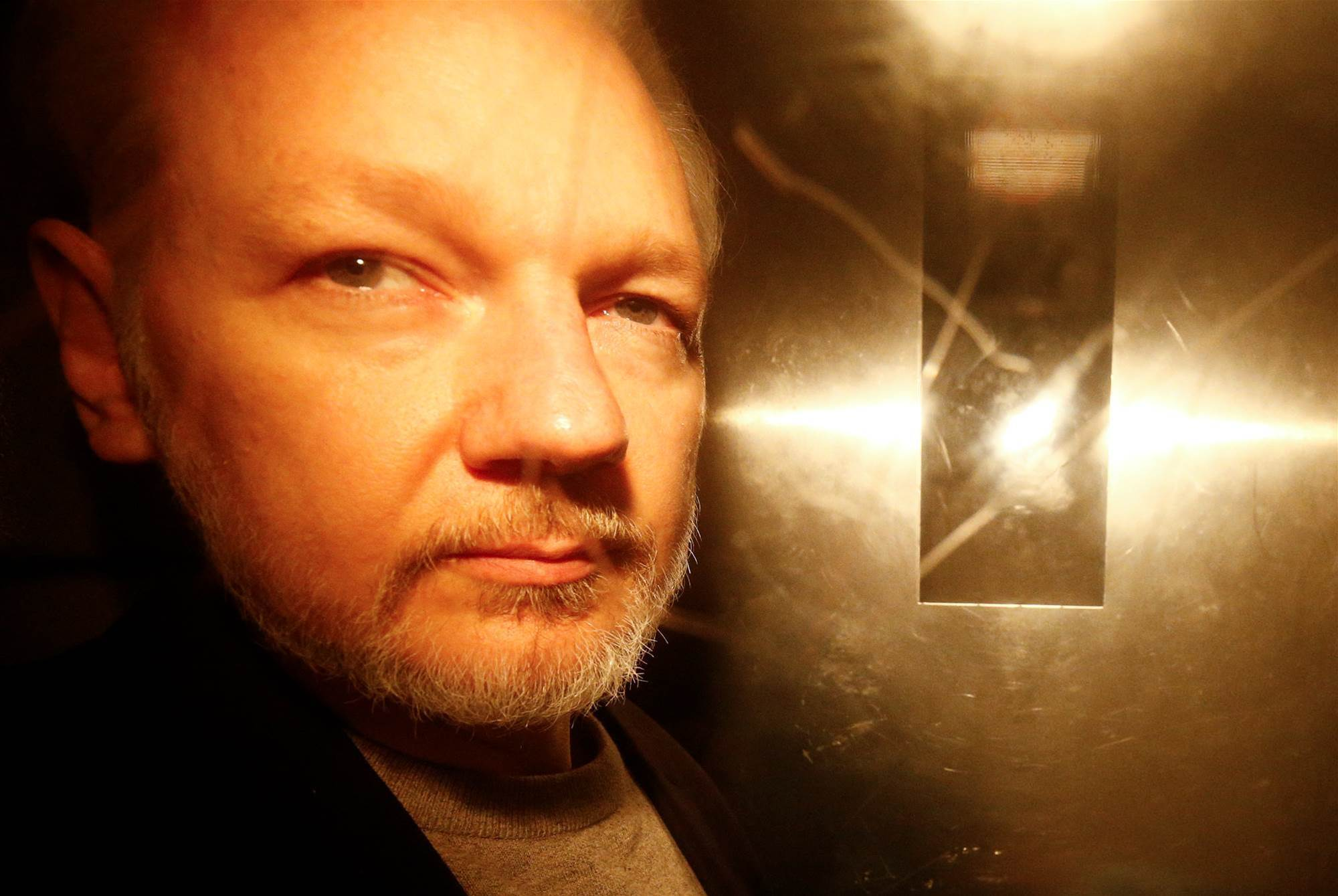 I've protected many, Assange tells UK court as he fights U.S. extradition warrant