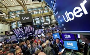 Uber's market debut sours