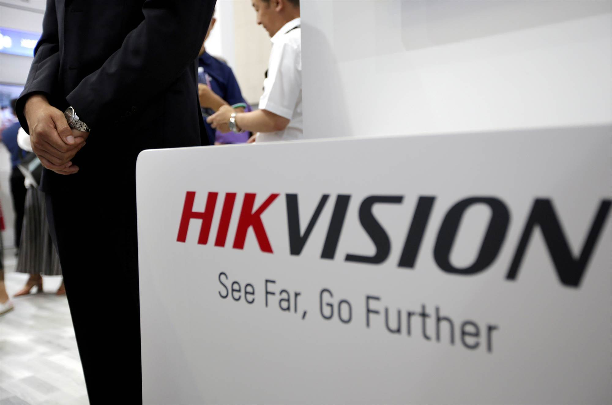 US could blacklist Chinese surveillance tech firm