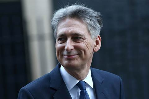 UK finance minister to propose global digital tax