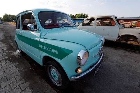 North Macedonia firm plugs vintage minis into electric age