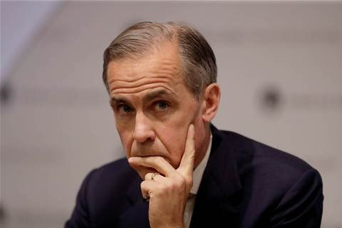 Unruly social media no model for Facebook's Libra currency - BoE's Carney