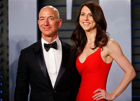 Amazon founder Bezos' divorce final with $38 billion settlement: report