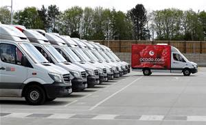 Ocado's earnings dented by robotic warehouse fire
