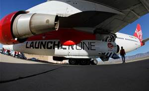 Branson's Virgin Orbit completes key rocket test