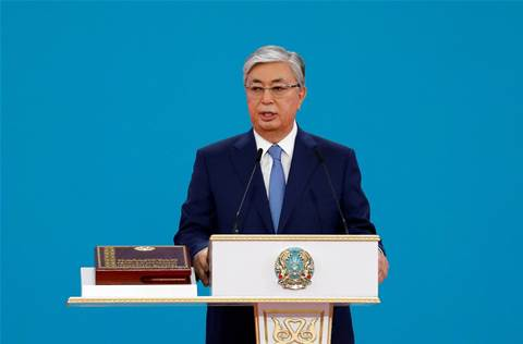 Kazakhstan halts introduction of internet surveillance system