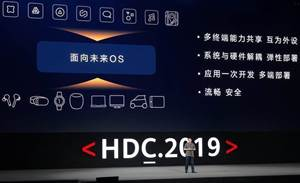 Huawei unveils Harmony operating system, won't ditch Android for smartphones