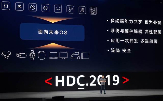 Huawei unveils 'Harmony' operating system