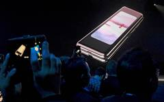 Samsung's Galaxy Fold debuts - at $2,900!