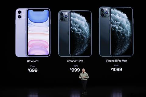 Apple reveals triple-camera iPhone 11