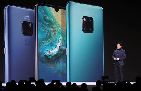 Huawei's new phone lacks Google access after US ban