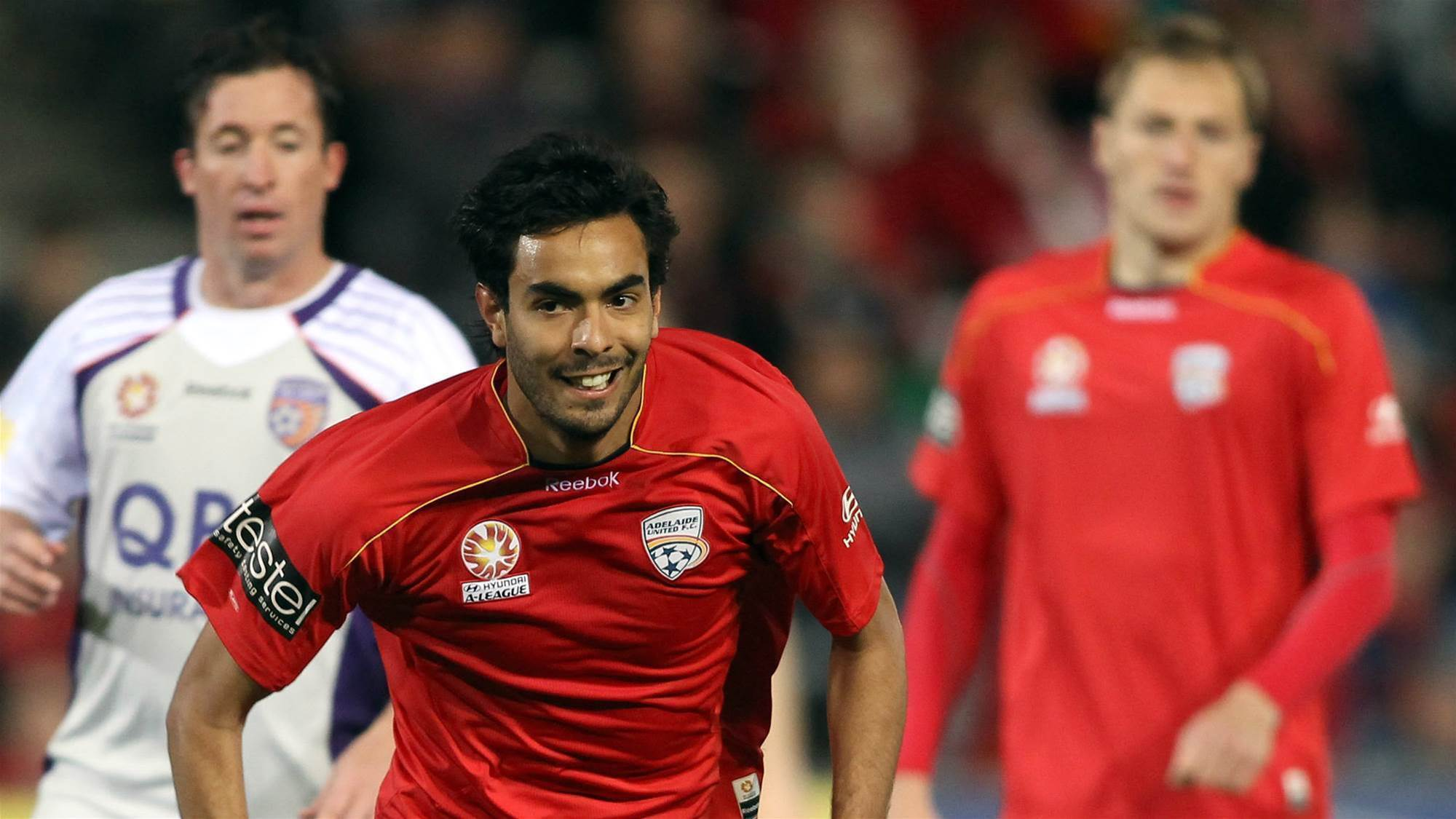Flores: A-League turned me into a 'true soccer player'