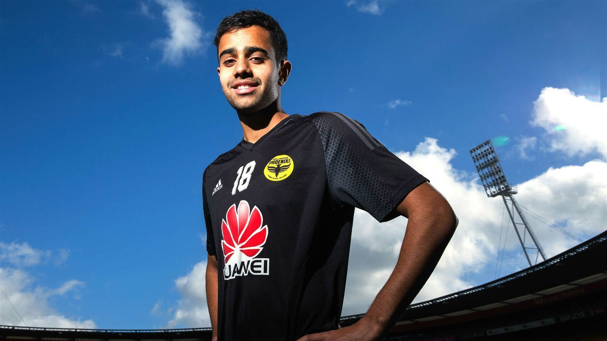 A-League teen sensation excites Indian fans
